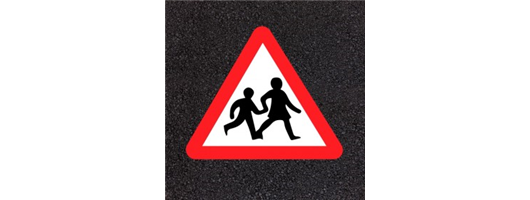 Mother & Child Crossing