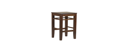 Clarke Low Bar Stool