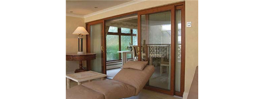 UPVC Patio Sliding Doors