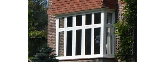 Flush Casement UPVC Windows