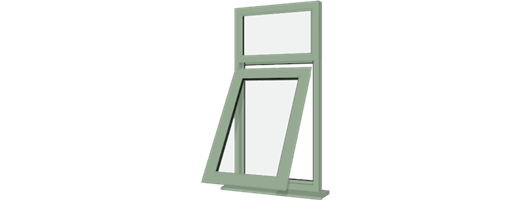 Chartwell Green UPVC Windows