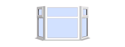 Bay & Bow UPVC Windows