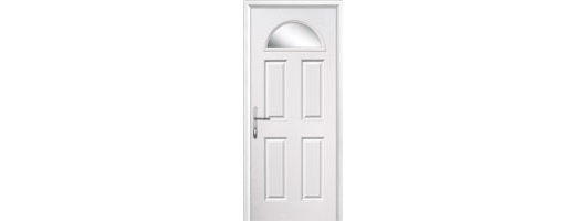 Composite Back Doors