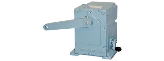 Rotork Heavy Duty Electric Actuator