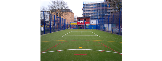Artificial Grass for Multi Use Games Area