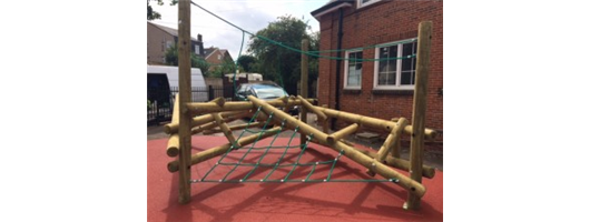 Clamber Stack Climbing Frames