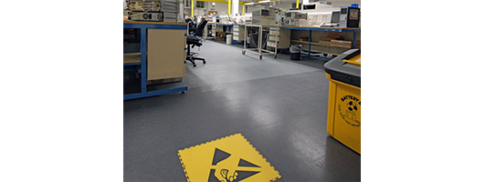 Ecotile ESD Floor
