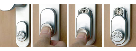 Door Locks from D&E Architectural Hardware