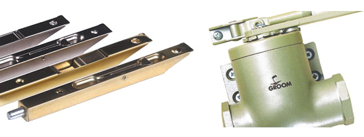 Door Hardware from D&E Architectural Hardware
