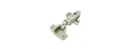 Sensys Soft Closing Hinge Set, Economy Kit with Wing Mount Plate, No Covers