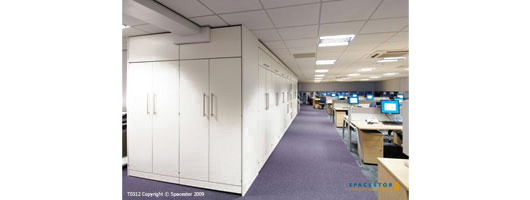 Office storage, cupboards, cabinets, Pigeon hole units, Merlin Industrial Products Ltd