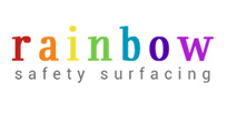 Rainbow Safety Surfacing Logo