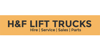 H&F Lift Trucks Logo