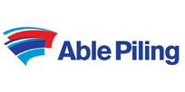 Able Piling logo
