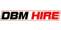 DBM Hire Ltd Logo