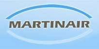 Martinair Compressors Logo