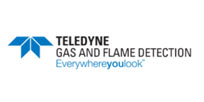 3M Gas & Flame Detection Logo