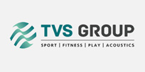 TVS Sports Surfaces Logo