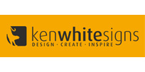 Ken White Signs - Logo