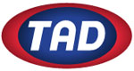 TAD Communications Logo