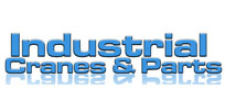 Industrial Cranes & Parts Logo