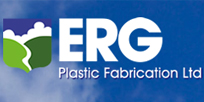 ERG Plastic Fabrication Logo