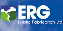 ERG Plastic Fabrication Logo