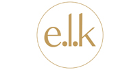 E.L.K Beauty London Logo