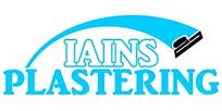 Iains Plastering Logo