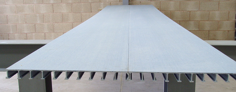 GRP Interlocking Floors