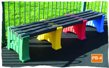 Bench (Multi-Coloured)