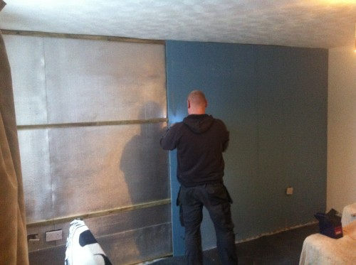 Noisy Neighbours Soundproofing DELUXE system