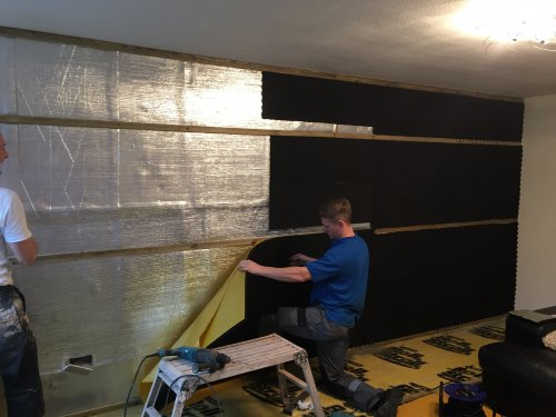Noisy Neighbours Soundproofing Deluxe Plus System