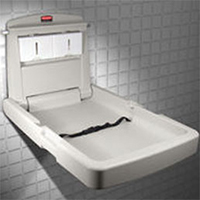 "Baby Changing Table - ""Rubbermaid"""