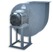 Low Pressure Centrifugal fans