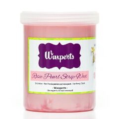 NEW! Waxperts Rosie Pearl Strip Wax 800ml