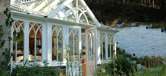 Case Studies - Conservatories