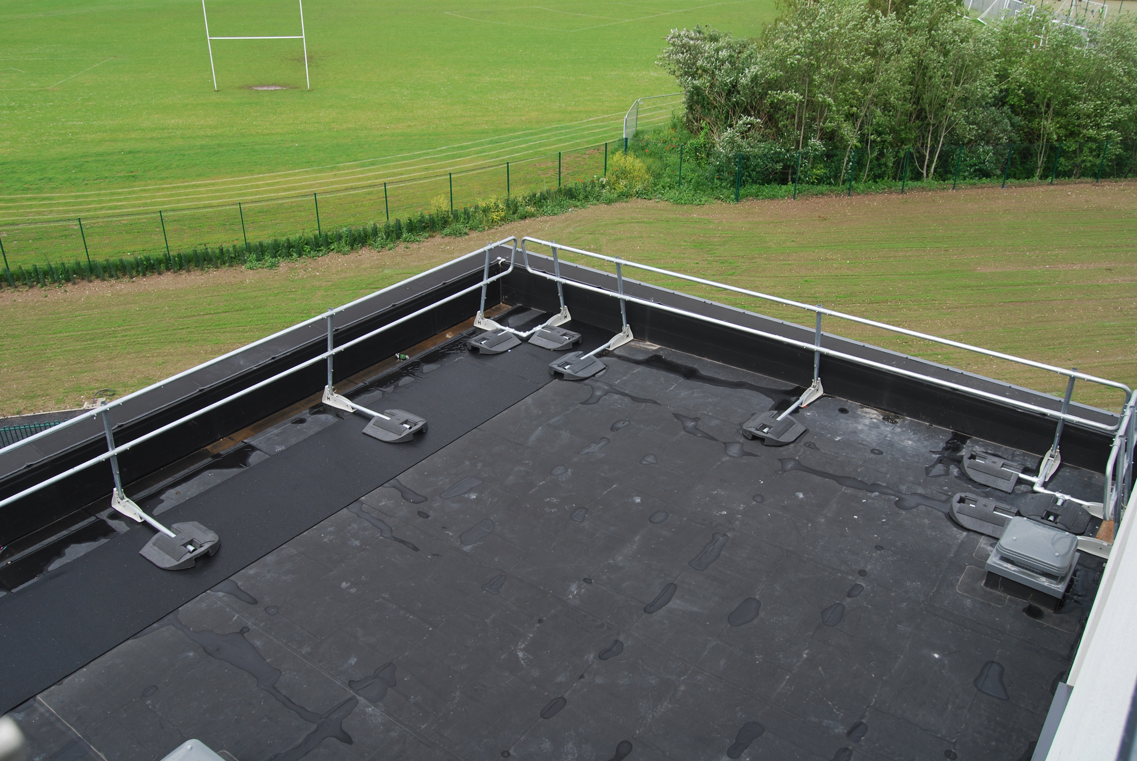 Hire Temporary Roof Edge Protection