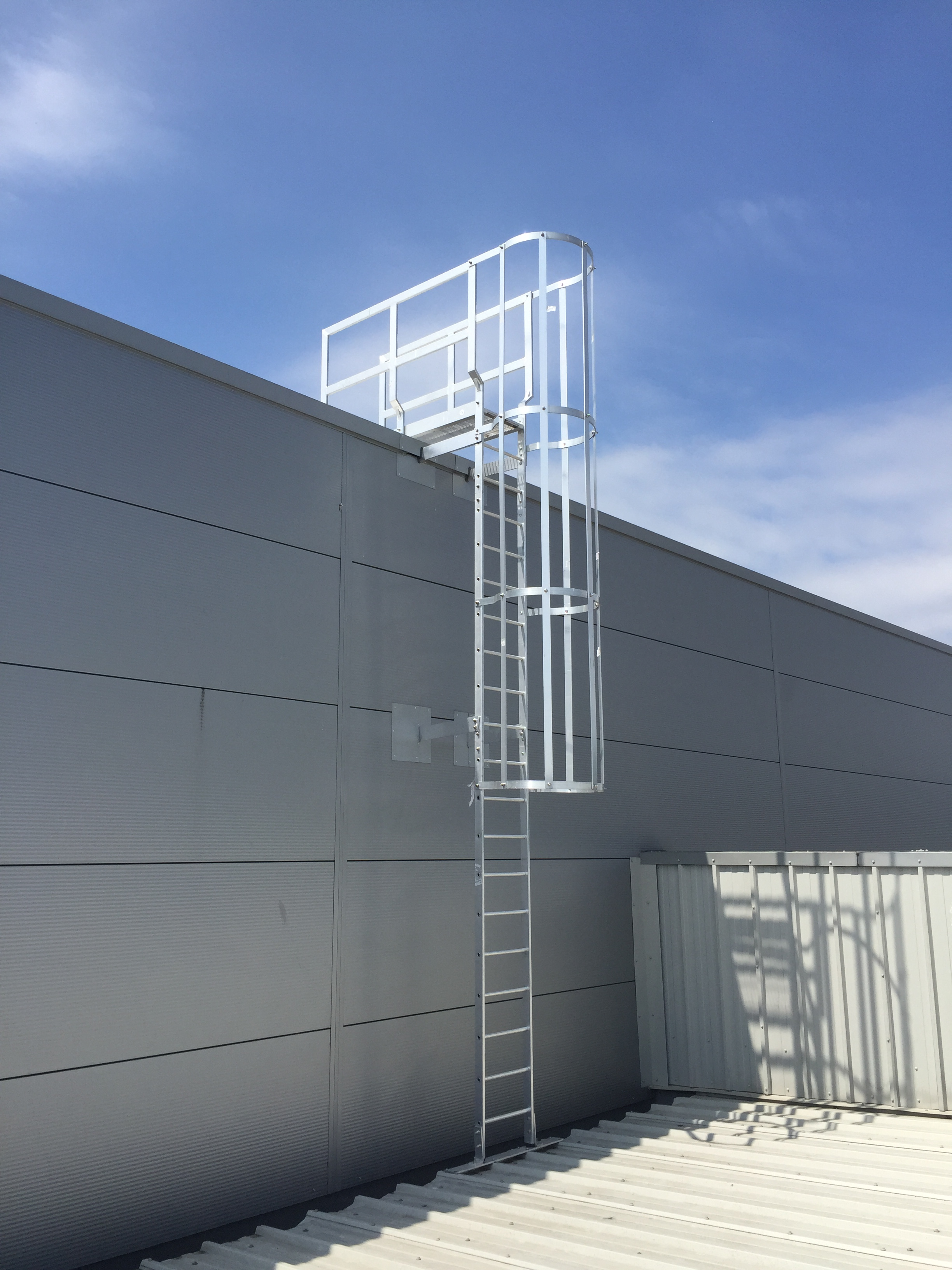 Access Ladder Safety Testing and Compliance