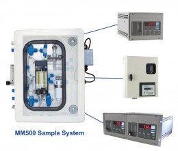 Moisture analyzer MM500 for corrosive gases