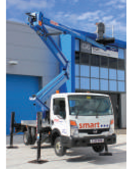 Z20HD - 3.5 Tonne Truck Mounted Access Platform
