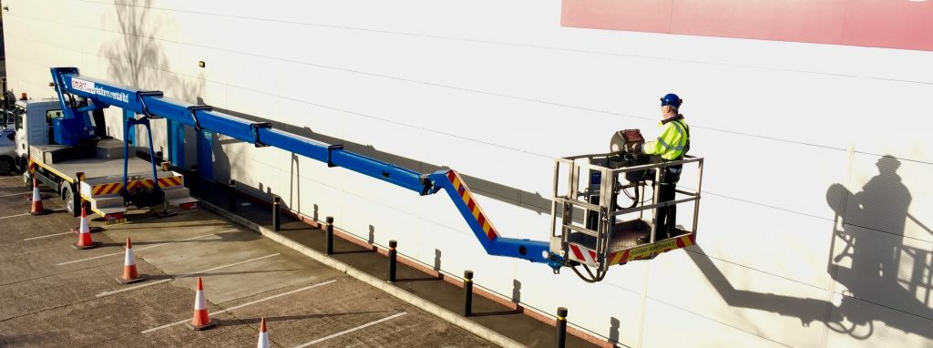 S33J - NEW 7.5 Tonne Truck Mounted Access Platform