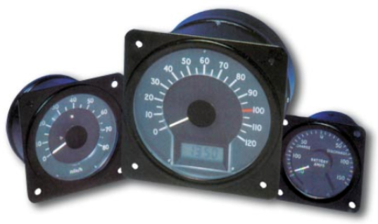 RECORD Traction SPEED INDICATORS