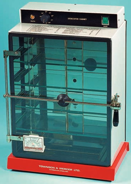Desiccator / Humidity  Cabinet