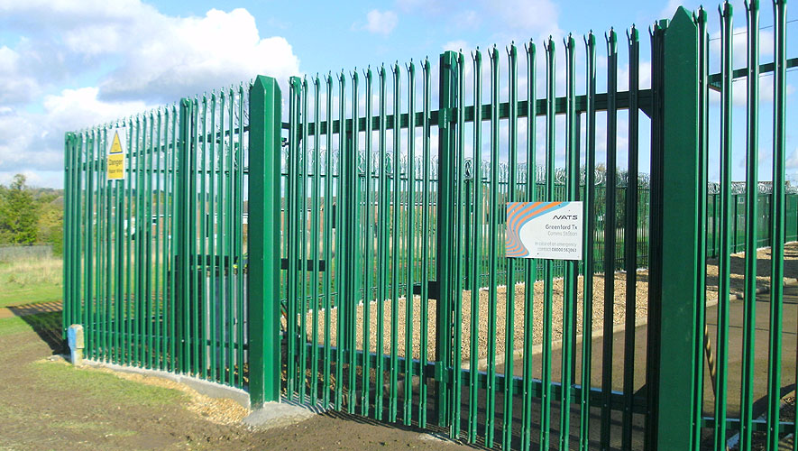Installers of Palisade Perimeter Fence Systems