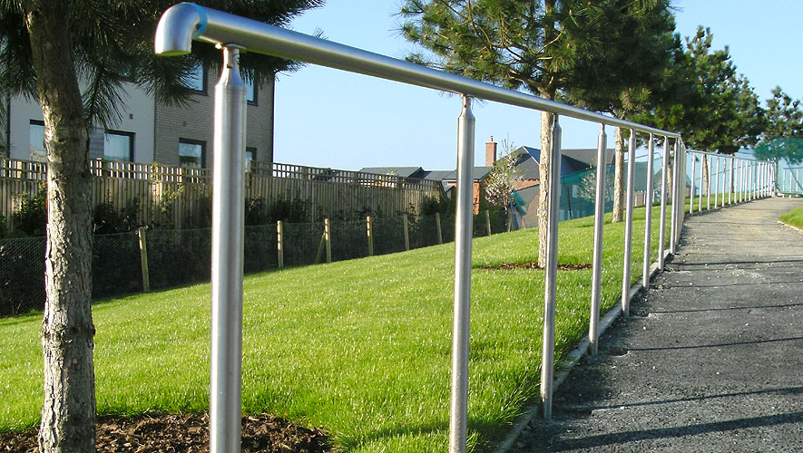 Manufacturers and Installers of Handrail Systems