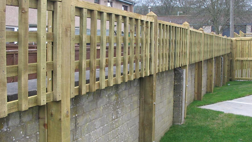 Installers of Timber Fencing & Cladding