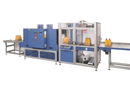 Sleeve Wrapping Machines – BVM