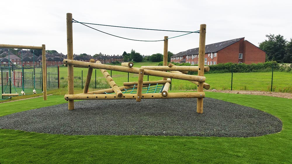 Clamber Stack Climbing Frame