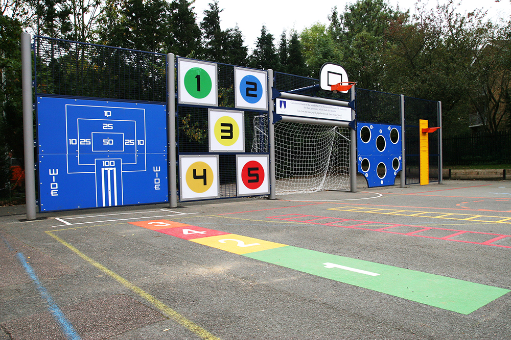 MultiActive Sports Wall